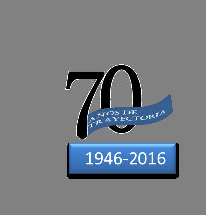 70 AÑOS DE TRAYECTORIA CON FECHA AZUL bis